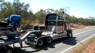 HHA T908 Heavy Haul - EX3600 Track Section - 215 ton Gross