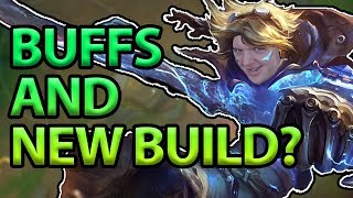 IS EZREAL BACK OR STILL BAD?! Ezreal Buffs + New Build - Best ADCs Patch 7.17