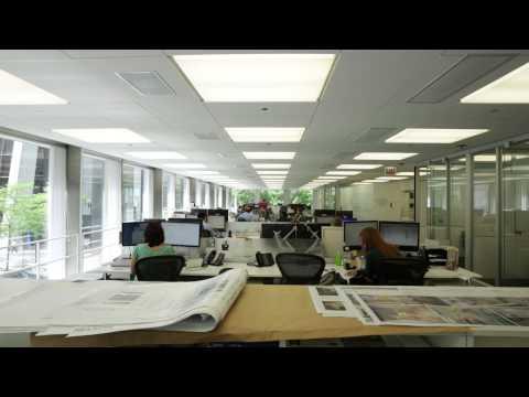 Inland Steel Building: Design of the Corporate Headquarters