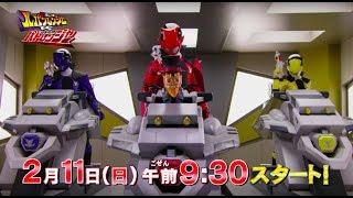 Kaitou Sentai Lupinranger VS Keisatsu Sentai Patranger- Episode 1 PREVIEW (English Subs)