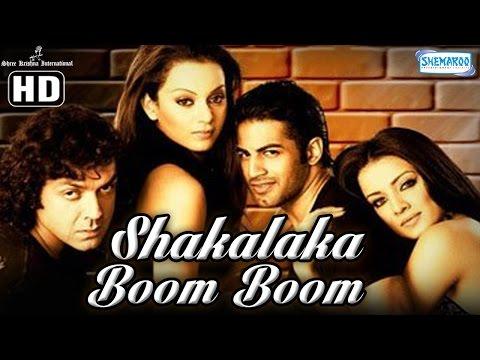 Shakalaka Boom Boom{HD} - Bobby Deol, Kangana Ranaut, Upen Patel - Hindi Movie-(With Eng Subtitles)