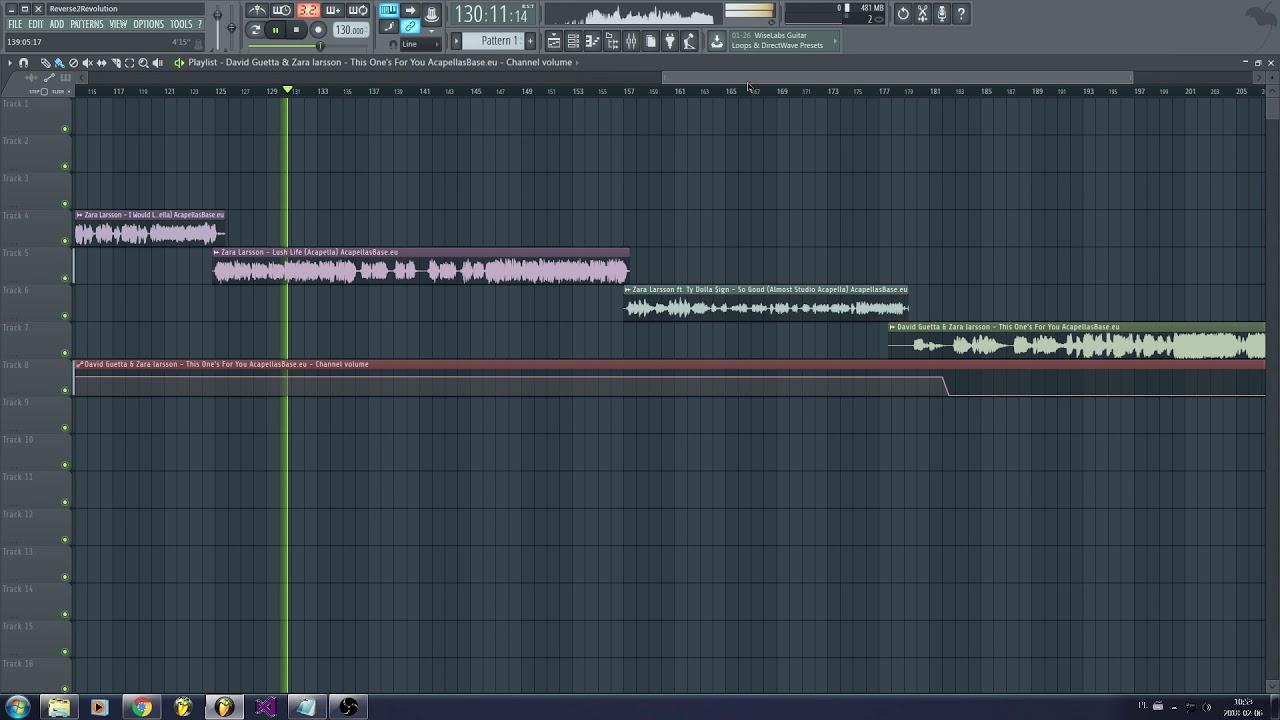 Zara Larsson - ACAPELLA PACK (FREE Vocal Download) FL Studio 12