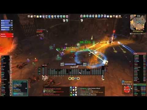 Kastiel UI - A World of Warcraft Healing UI