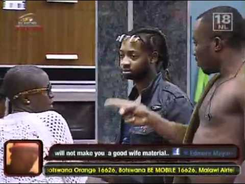 Breaking News  DKB   Zainab Disqualified!   Big Brother Africa StarGame   Africa's Top Reality TV Show