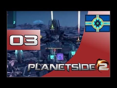 Planetside2 EP03 Ice Core Glacier