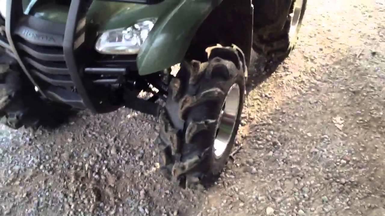 Honda Rancher 420 Walk Around Mega Mayhems Youtube
