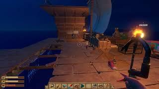 Raft #2: Thấy anh em khoe cái đảo kinh quá, phải cày thôi