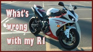 Yamaha R1 3 month review: Likes and Dislikes