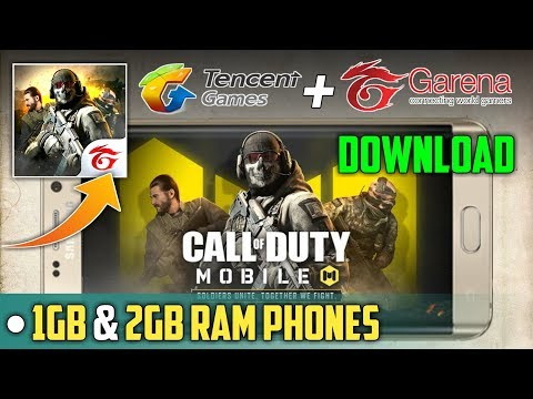 Download Garena Call Of Duty Mobile | New Survival Game For 1gb And 2gb Ram Phones