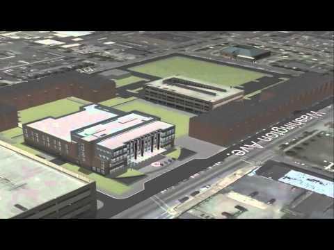 Newport News Shipbuilding Apprentice School: Build Animation