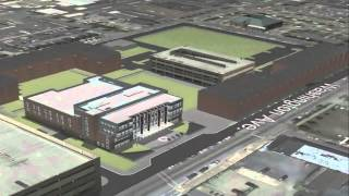 Newport News Shipbuilding Apprentice School: Build Animation