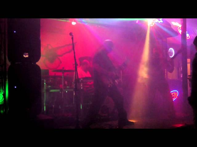 The Sparrow live at Munzies 2014
