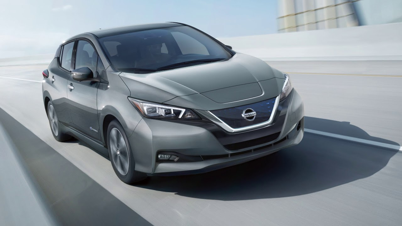 2018 Nissan Leaf Intelligent Cruise Control Icc Without