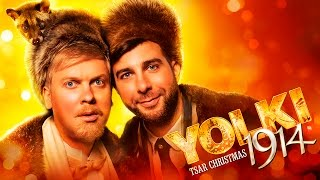 Yolki 1914: Tsar Christmas trailer (english subtitles)