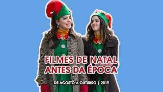 Filmes de Natal Antes da Época | Agosto a Outubro 2019 | All POP Stuff