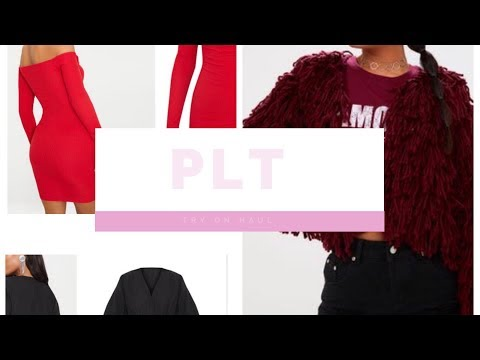PRETTY LITTLE THING TRY ON HAUL 🔥