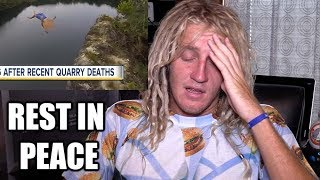 Rest In Peace.  Fatal Cliff Jumping Accident In Florida.