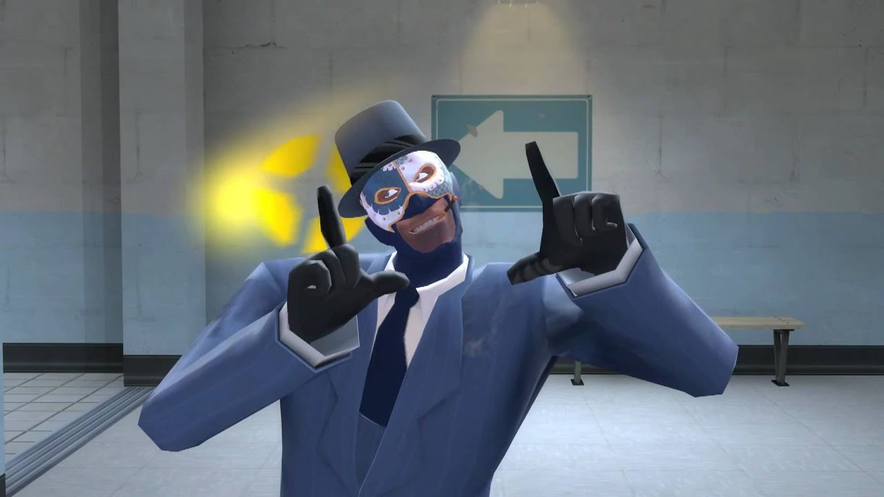 Team Fortress 2: Level 99 Unusual Detective Noir Snapshot ...