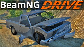 BeamNG Drive Gameplay