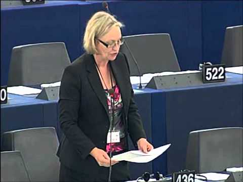 Julie Girling MEP in the European Parliament