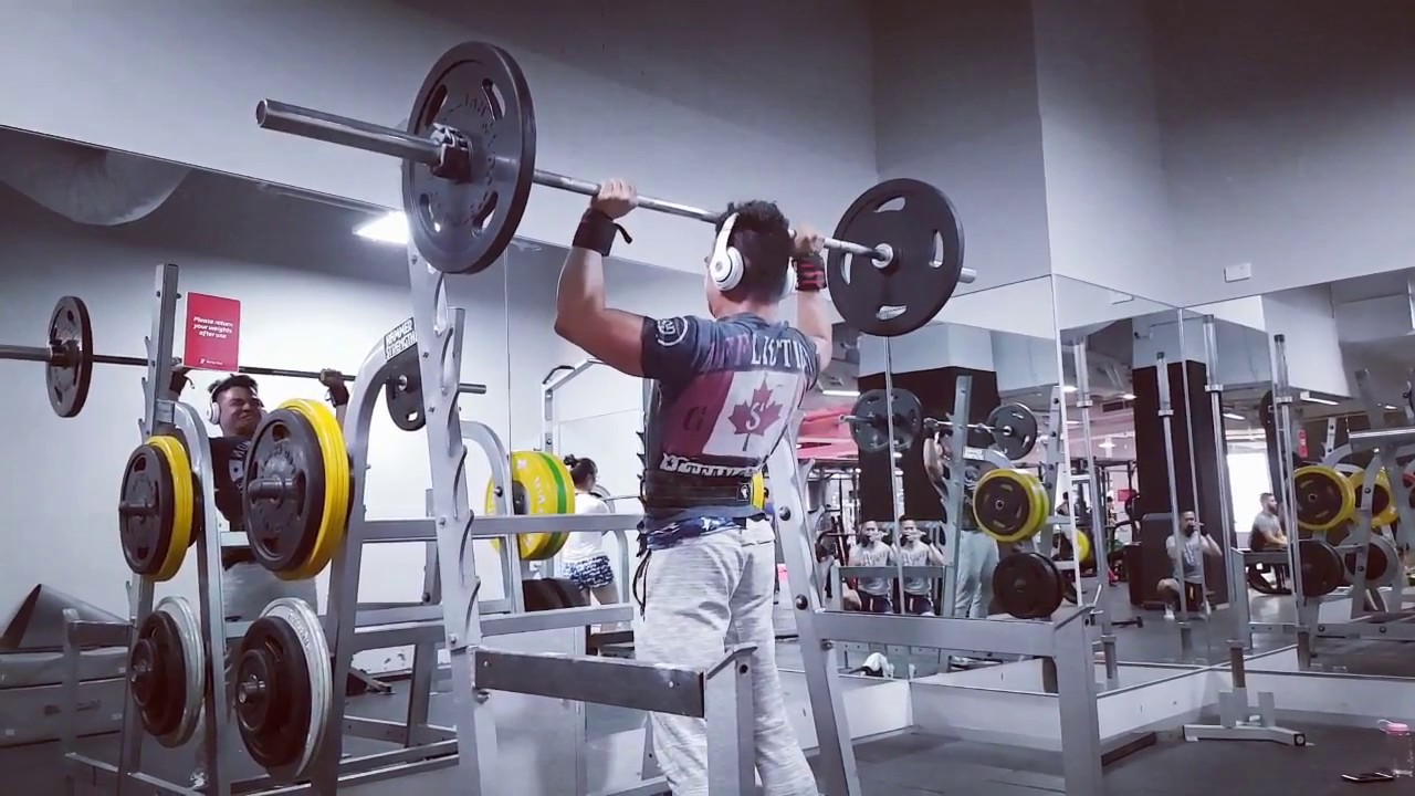 Strict Overhead Press