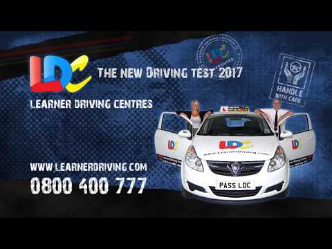 New DVSA Driving Test undertaken by Leanne