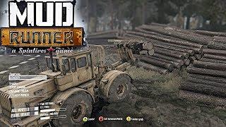 Spin Tires MudRunner: PC Let