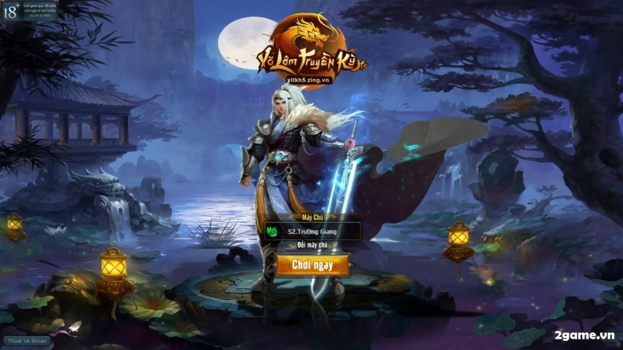 Trải nghiệm Võ Lâm Truyền Kỳ H5: Quay lại thời kỳ đỉnh cao của game kiếm hiệp chỉ bằng một cú click