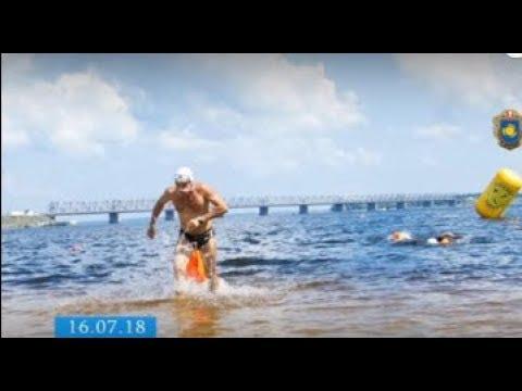 ТРК ВіККА: У Черкасах визначали кращого плавця області