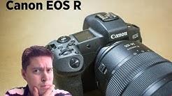Testissä: Canon EOS R - peilitön järjestelmäkamera