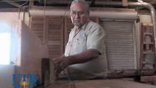 Juan Jose Sanchez Retiring, Master Carpenter