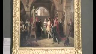 видео Как работает музей изобразительных искусств им. А.С.Пушкина