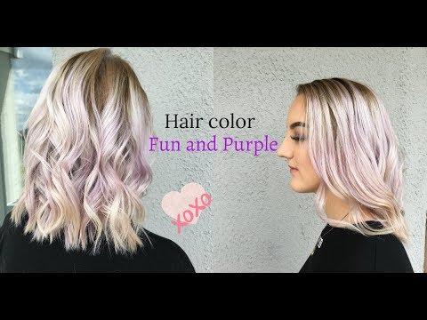 Beste Coloring my friends hair | Revlon Nutri Color - YouTube XZ-67