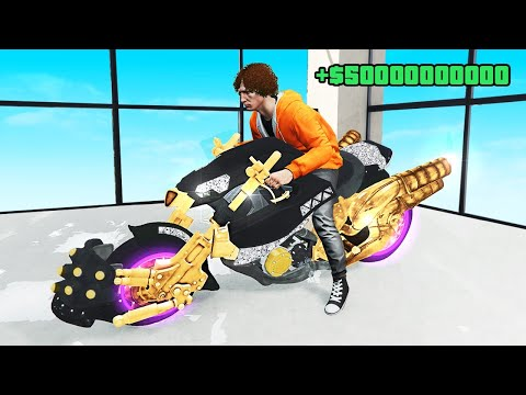WORLD'S MOST EXPENSIVE BIKE in GTA 5 RP!