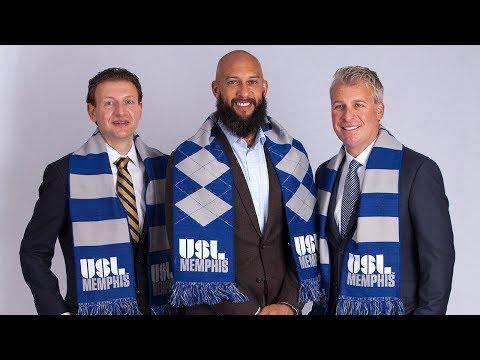 USL Memphis Announcement