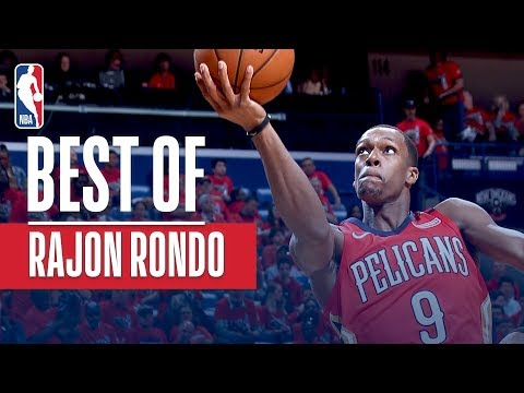 Rajon Rondo's Best Career NBA Playoff Plays!