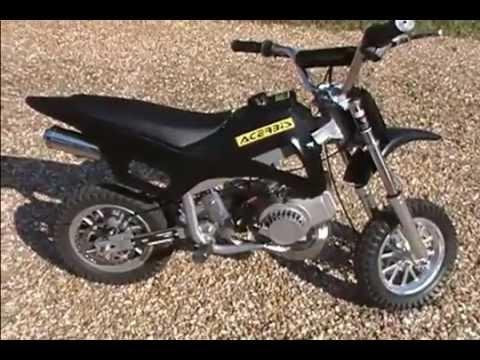 Fast Pocket Dirt Bike 49cc Minimoto