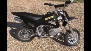Fast Pocket Dirt Bike 49cc Minimoto