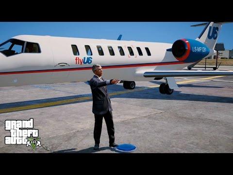 GTA 5 REAL LIFE PILOT SIMULATOR MOD #1