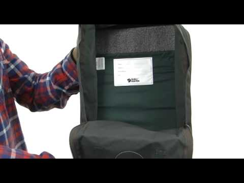 fjallraven kanken backpack laptop 13