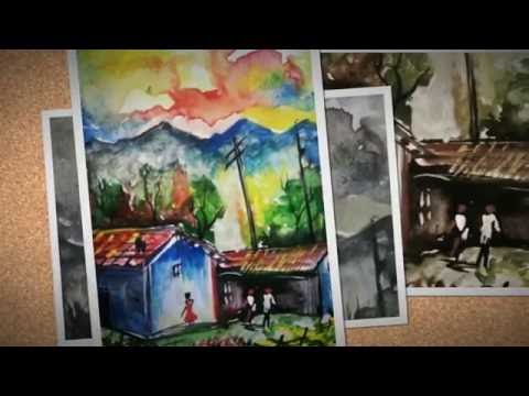 Trending Modern Master Collection of Our Paintings Of this WEEK VIDEO 👍👌🎨🎨|| ART COLLECTION |