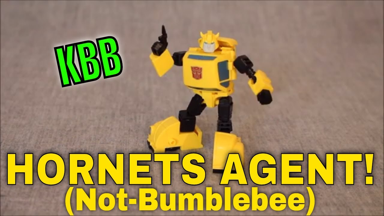 Bee All, End All? Could KBB Hornets Agent be the Best Bee Possible?
