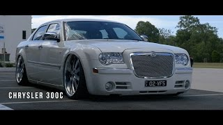 "Chrysler 300c Lenso 24"" Rims 