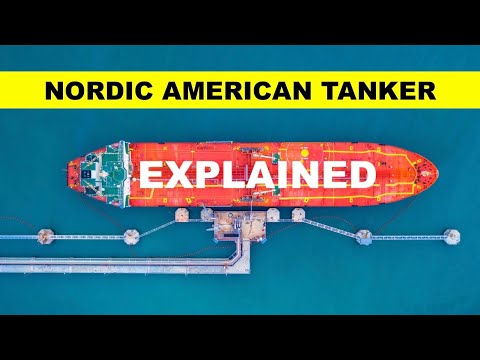 THIS IS WHY (NAT) NORDIC AMERICAN TANKERS STOCK IS CRASHING! (DOWN 40%)