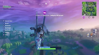 Fortnite TKC battle pass saison 7