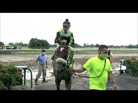 video thumbnail for MONMOUTH PARK 08-07-20 RACE 4