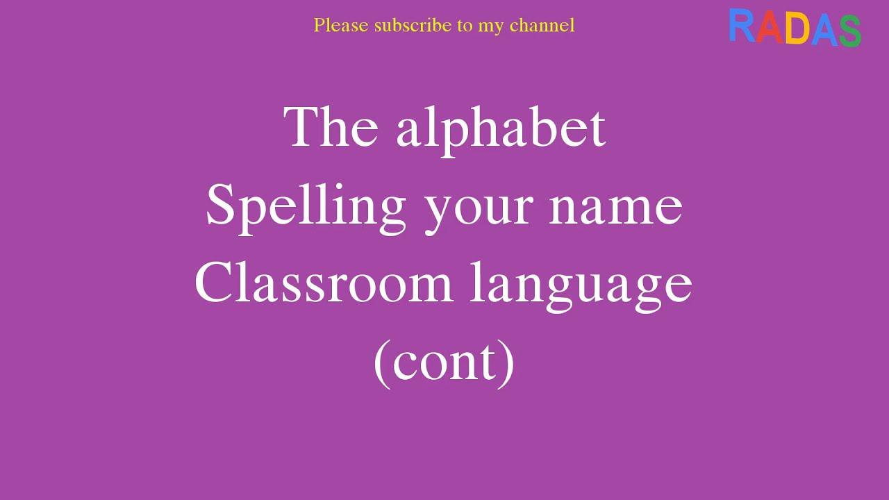 Luyện Nghe Tiếng Anh Từ Cơ Bản Đến Nâng Cao | Part 6 | Level Beginner