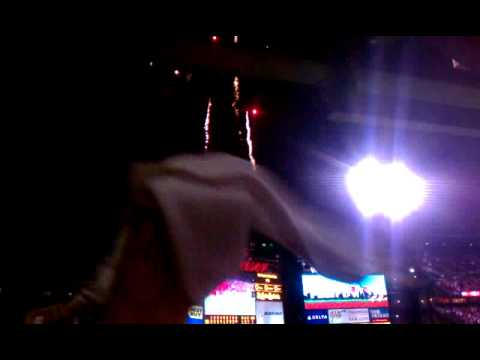 2011 NLCS - Game 5 - Last out
