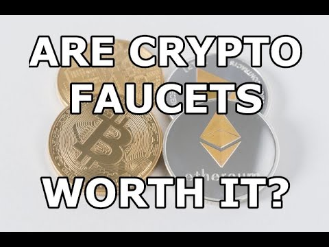 Are Crypto Faucets Worth It In 2021? I Spent A Month Trying It Out