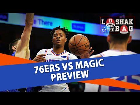 76ers vs Magic NBA Picks and Predictions | LoBag NBA Betting Tips